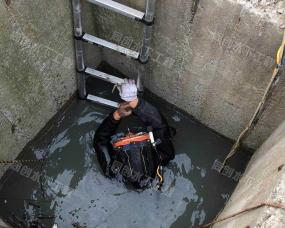 水下打撈施工