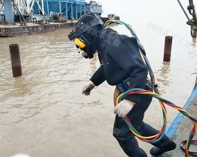 水下鋼管切割