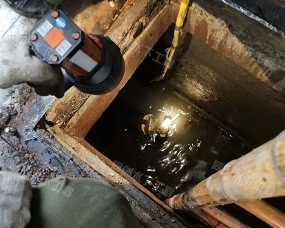 水電廠水下維修